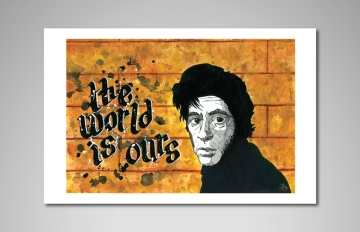 The World is Ours, Pacino