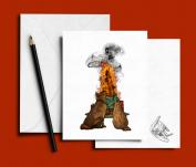 Burning-Xmas-Tree-Card-Mockup